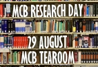 MCB Research Day
